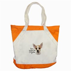 Chihuahua Accent Tote Bag