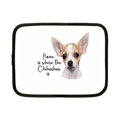 Chihuahua Netbook Case (Small)
