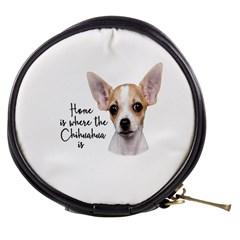 Chihuahua Mini Makeup Bags