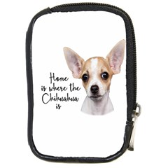Chihuahua Compact Camera Cases
