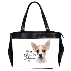 Chihuahua Office Handbags (2 Sides)