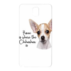 Chihuahua Samsung Galaxy Note 3 N9005 Hardshell Back Case