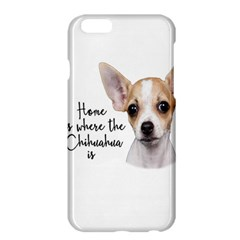 Chihuahua Apple iPhone 6 Plus/6S Plus Hardshell Case