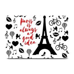 Paris Plate Mats