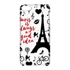 Paris Apple iPod Touch 5 Hardshell Case with Stand