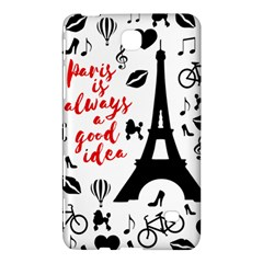 Paris Samsung Galaxy Tab 4 (8 ) Hardshell Case