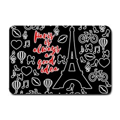 Paris Small Doormat