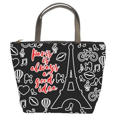 Paris Bucket Bags