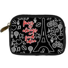 Paris Digital Camera Cases