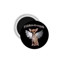 Angel Chihuahua 1.75  Magnets
