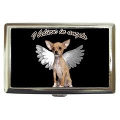 Angel Chihuahua Cigarette Money Cases