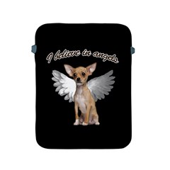 Angel Chihuahua Apple iPad 2/3/4 Protective Soft Cases