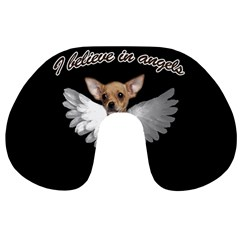 Angel Chihuahua Travel Neck Pillows