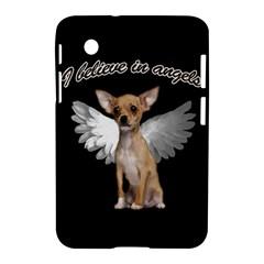 Angel Chihuahua Samsung Galaxy Tab 2 (7 ) P3100 Hardshell Case