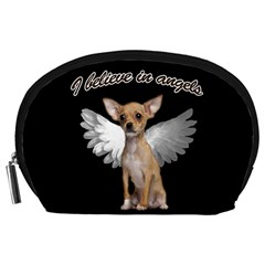 Angel Chihuahua Accessory Pouches (Large)