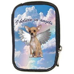 Angel Chihuahua Compact Camera Cases