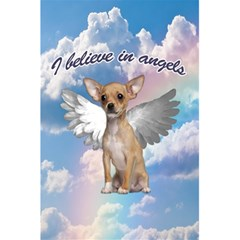 Angel Chihuahua 5.5  x 8.5  Notebooks