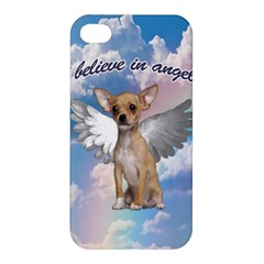 Angel Chihuahua Apple iPhone 4/4S Hardshell Case