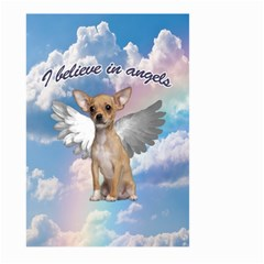 Angel Chihuahua Large Garden Flag (Two Sides)