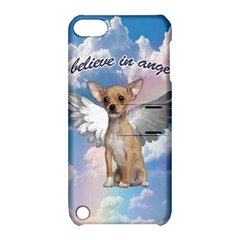 Angel Chihuahua Apple iPod Touch 5 Hardshell Case with Stand