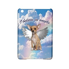 Angel Chihuahua iPad Mini 2 Hardshell Cases