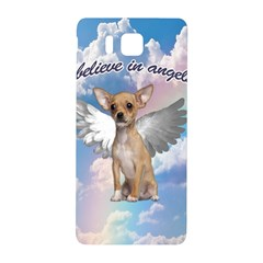 Angel Chihuahua Samsung Galaxy Alpha Hardshell Back Case