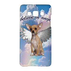 Angel Chihuahua Samsung Galaxy A5 Hardshell Case