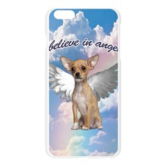 Angel Chihuahua Apple Seamless iPhone 6 Plus/6S Plus Case (Transparent)