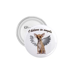 Angel Chihuahua 1.75  Buttons