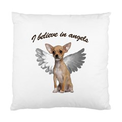 Angel Chihuahua Standard Cushion Case (Two Sides)
