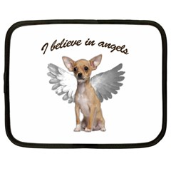Angel Chihuahua Netbook Case (XL)