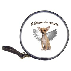 Angel Chihuahua Classic 20-CD Wallets