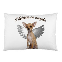 Angel Chihuahua Pillow Case (two Sides)