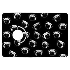 Pug dog pattern Kindle Fire HDX Flip 360 Case