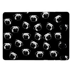 Pug dog pattern Samsung Galaxy Tab Pro 12.2  Flip Case