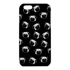 Pug dog pattern iPhone 6/6S TPU Case