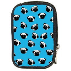 Pug dog pattern Compact Camera Cases