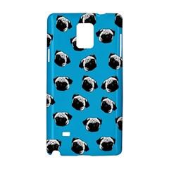 Pug dog pattern Samsung Galaxy Note 4 Hardshell Case