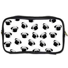 Pug dog pattern Toiletries Bags