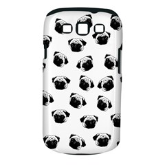 Pug dog pattern Samsung Galaxy S III Classic Hardshell Case (PC+Silicone)