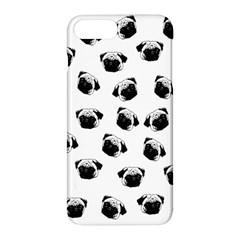 Pug dog pattern Apple iPhone 7 Plus Hardshell Case