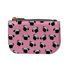 Pug dog pattern Mini Coin Purses
