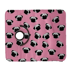 Pug dog pattern Galaxy S3 (Flip/Folio)