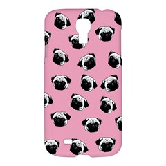 Pug dog pattern Samsung Galaxy S4 I9500/I9505 Hardshell Case