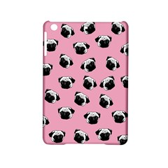 Pug dog pattern iPad Mini 2 Hardshell Cases