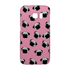 Pug dog pattern Galaxy S6 Edge