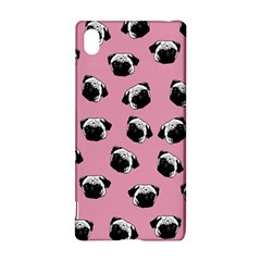Pug dog pattern Sony Xperia Z3+