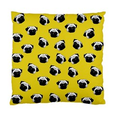 Pug dog pattern Standard Cushion Case (One Side)