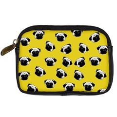 Pug dog pattern Digital Camera Cases