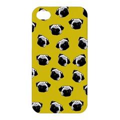 Pug dog pattern Apple iPhone 4/4S Hardshell Case